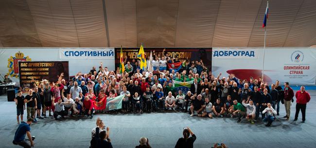 В Ковровском районе прошел чемпионат России по русскому жиму