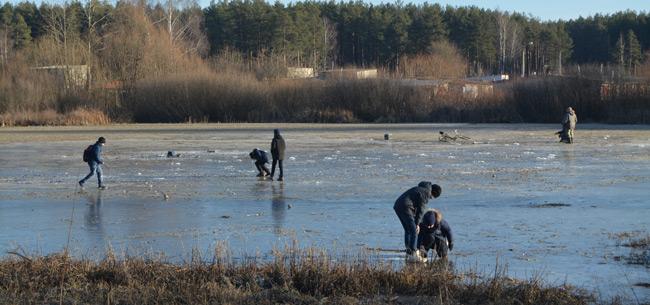 Профилактический ред по водоемам прошел в Коврове