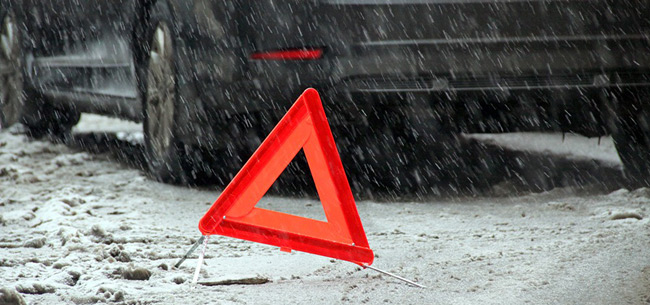 В Коврове и районе увеличилось число ДТП из-за ухудшения погодных условий