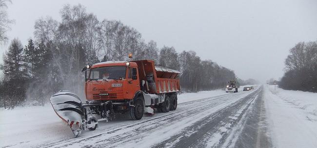 Зимой на дорогах Владимирской области будет задействовано более 1000 единиц спецтехники