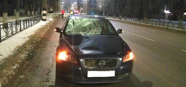 В Коврове под колесами авто погиб пешеход