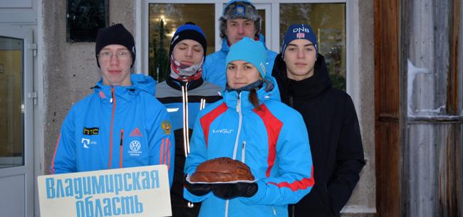 Ковровские спортсмены заняли 1-е места на Всероссийских соревнованиях по полиатлону