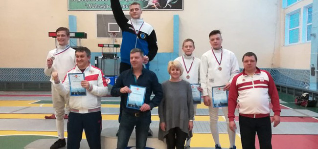 Ковровский фехтовальщик выиграл &quotбронзу&quot на Всероссийском турнире