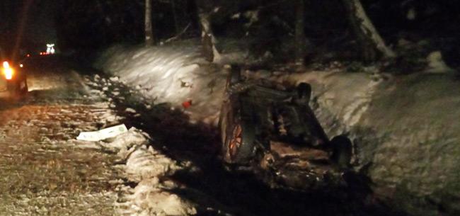 В Ковровском районе в ДТП пострадали 2 человека