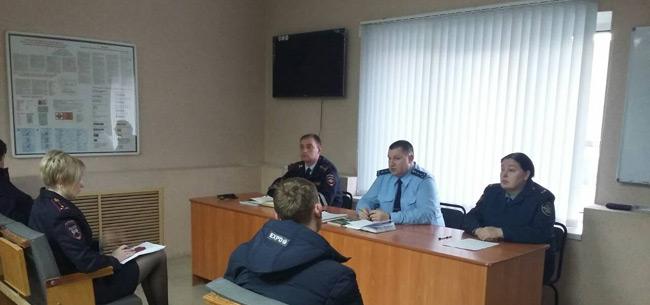 В Ковровской прокуратуре прошло профилактическое мероприятие, направленное на снижение рецедивной преступности