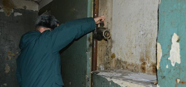 Сотрудники МЧС провели профилактический рейд в ковровском общежитии