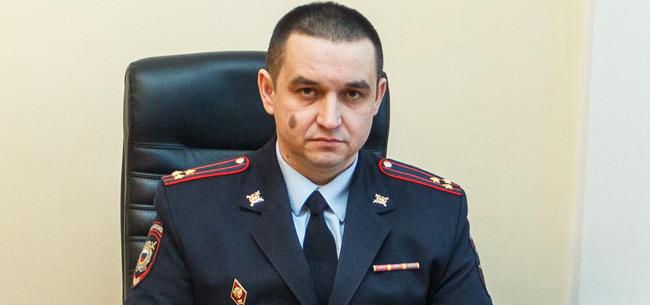 начальник кворовской полиции назначен на должность руководителя УМВД по г. Владимиру
