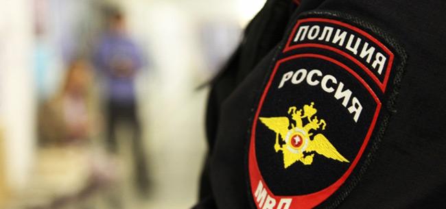 Полицейские задержали подозреваемую в поджоге