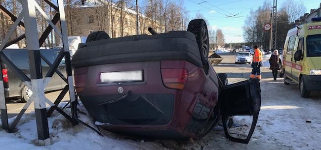 18 февраля в Коврове и районе произошло 3 ДТП с пострадавшими