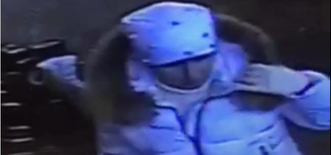 Полицейские просят оказать содействие в розыске подозреваемой