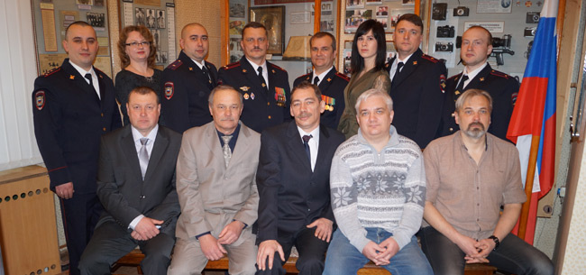 1 марта  - 100 лет экспертно-криминалистической службе МВД