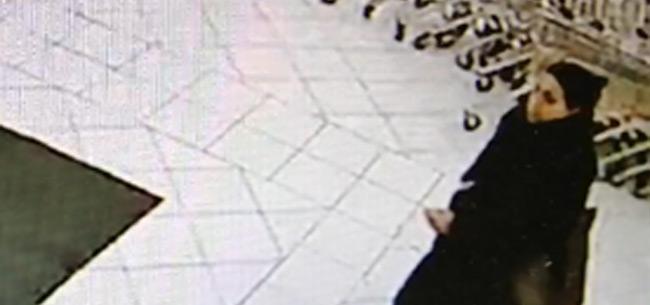 Ковровские полицейские разыскивают подозреваемую  в краже продуктов