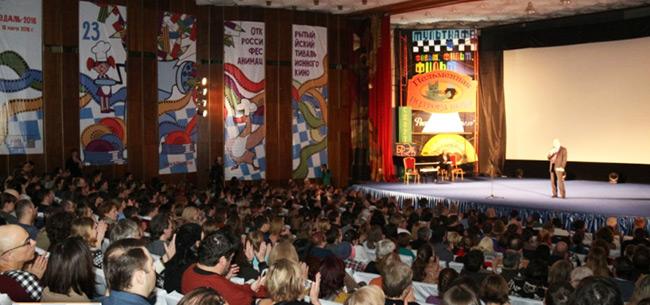 С 13 по 17 марта во Владимирской области пройдет фестиваль анимационного кино