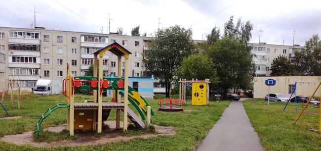 В 2019 году в Коврове благоустроят 17 дворовых территорий
