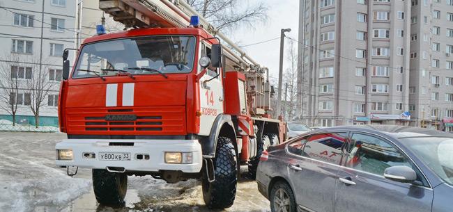 В Коврове сотрудники МЧС провели рейд по дворам многоэтажных домов