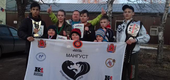 Ковровские бойцы заняли призовые места на чемпионате России по К-1