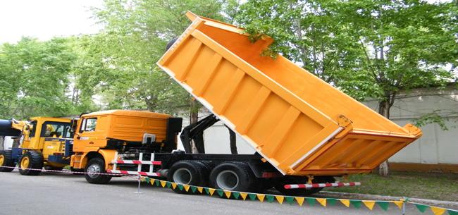 Кто будет вывозить мусор с Комсомольской?
