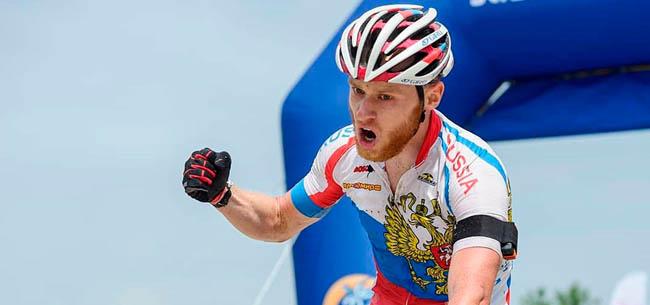 Новая победа Антона Фолифорова