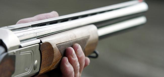 Огнестрел на охоте
