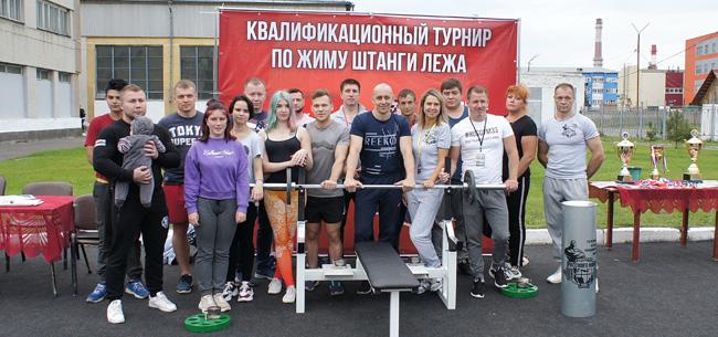 Русский жим в Коврове