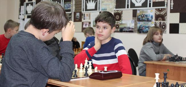 Ковровские «Шахматные надежды»