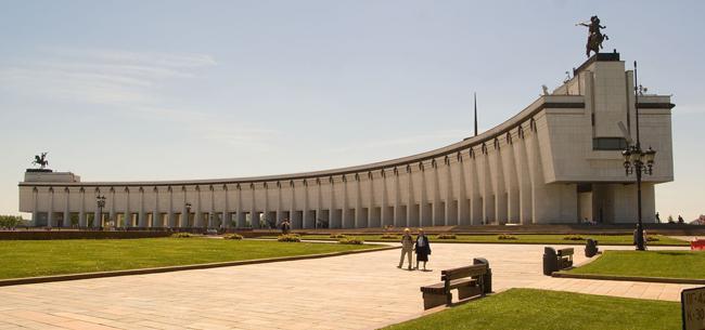 Стать частью музея Победы