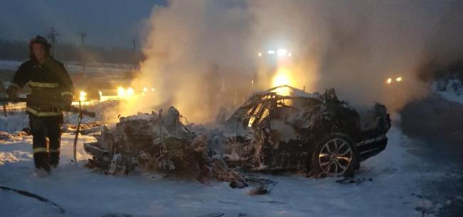 Страшная авария в Ковровском районе: трое погибших