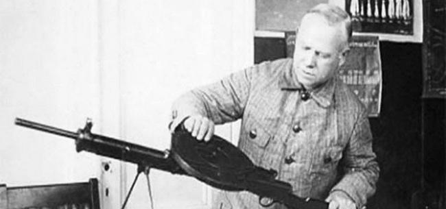 В.А. Дегтяреву 140 лет