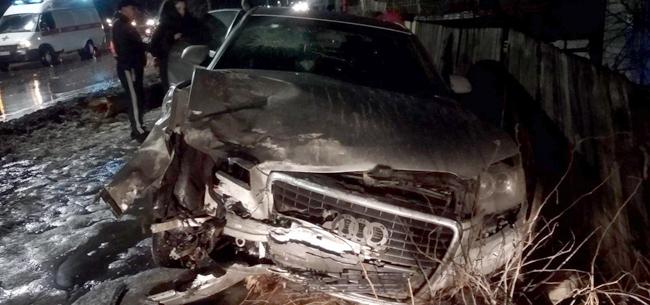 В ДТП пострадали 3 человека