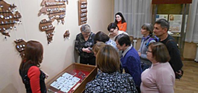 Ложки в Ковровском музее