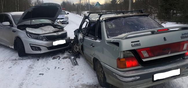 ДТП в Ковровском районе, есть пострадавшие