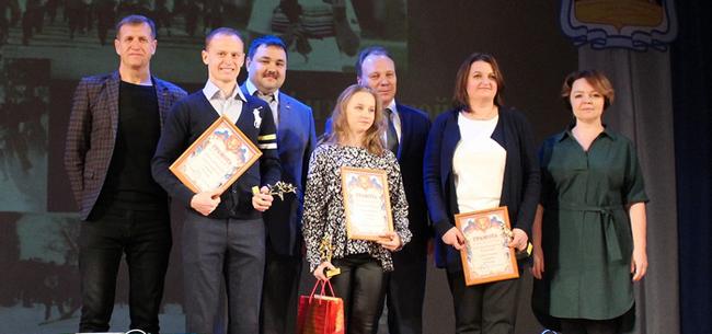 Лучшие ковровские спортсмены 2019