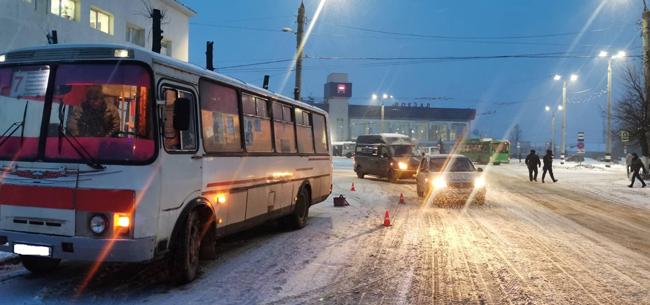 В Коврове автобус сбил пешехода