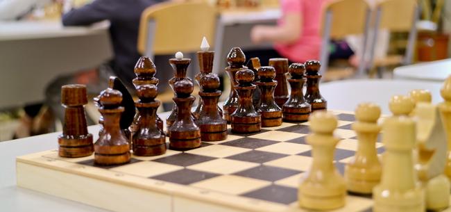 «Бронза» на Первенстве региона по шахматам