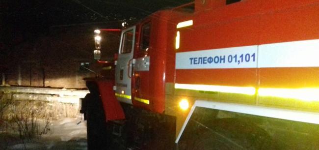 В Коврове в один день горели три дома