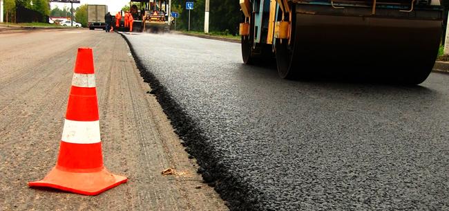 Приближается ремонт дорог