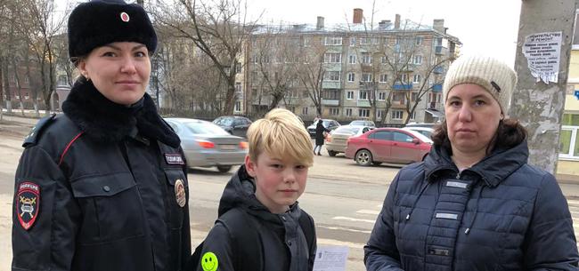 """&quotРодительский патруль"""" на улицах города"""