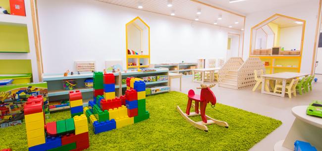 Ограниченный режим работы в детских садах