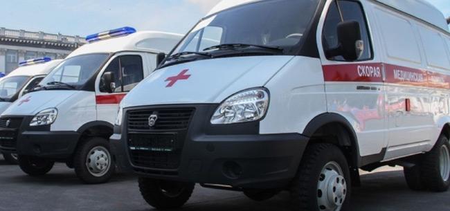 Новые автомобили скорой помощи для борьбы с коронавирусом