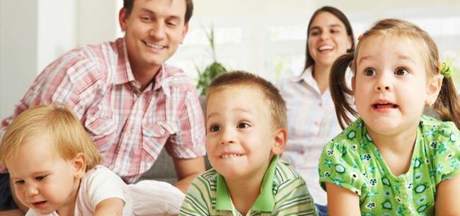 Выплата многодетным семьям