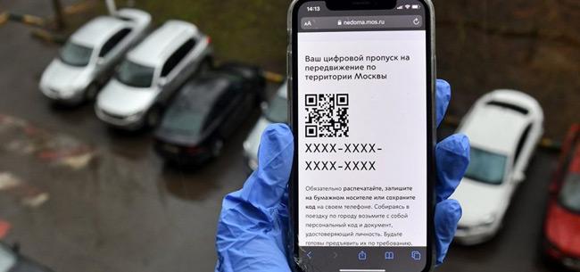 Во Владимирской области введут цифровые пропуска