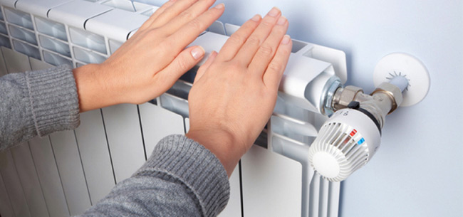 Корректировка платы за отопление