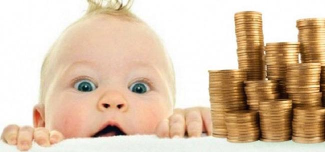 Кто получит выплаты на детей до 3 лет?
