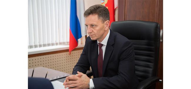 Обращение губернатора Владимира Сипягина к жителям Владимирской области
