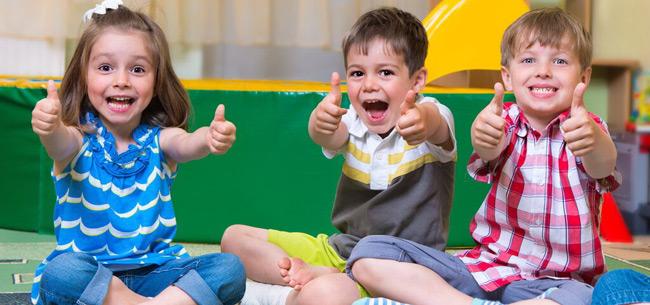 Детские сады в условиях режима повышенной готовности