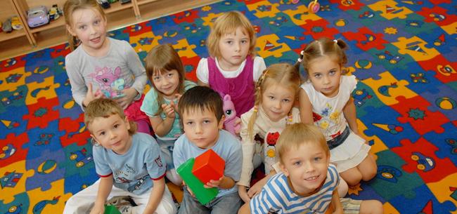 За путевками в детский сад