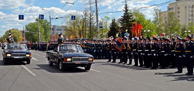 Парада Победы во Владимире 24 июня не будет