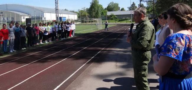 Ковровский район – призер «ГТО»