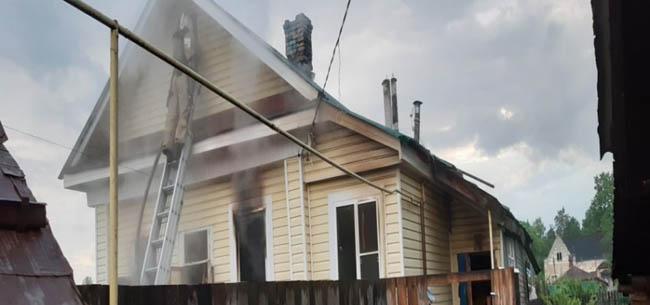 Пожар на Суворова