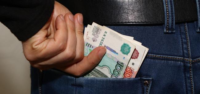 Украл деньги у именинника